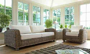 Conservatory Furniture – Choose Style & Sustainability